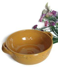 Casserole, Mustard Yellow, Serving Dish, Ceramic Stoneware, Wedding Gift, Holiday Gift, Hostess  Gift,kitchen,bakeware #etsy #ceramics