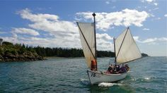 Since 1965 the Outward Bound Sea Program has been opening the doors to the transformative power of the wilderness areas of Maine and Florida through sailing, backpacking and canoeing expeditions for people of all ages.
