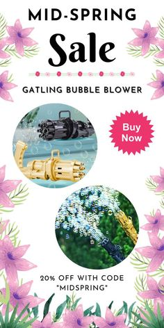 blows out hundreds of colorful bubbles per minute. innovative bubble guns design and colorful bubble also caters to the children's preference and catches their attention. Currently 60%OFF with Free Shipping!! Only on neulons.com Bubble Machine, Small Fan, Just Because Gifts, Having A Blast, Spring Sale, Animals For Kids, Cool Toys, Party Favors
