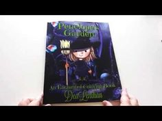 Penelope's Garden Coloring Book Video Review