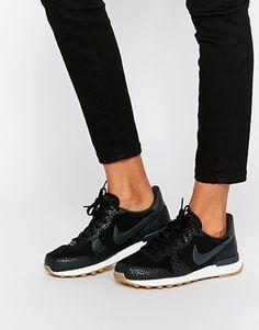 Nike - Internationalist Premium - Baskets - Noir