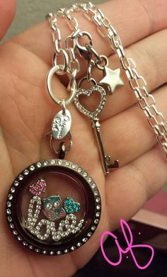 Origami Owl !  www.asaylor.origamiowl.com or Contact Ashley on her FB Page :  The Owl Shack