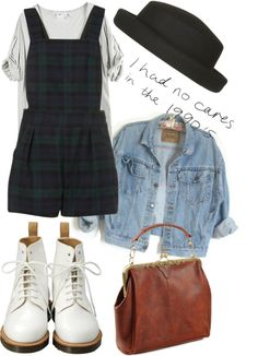 """90"" by avecwanderlust ❤ liked on Polyvore"