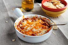 Lasagna Dip: Cheesy, beefy, warm and cozy, absolutely delicious Lasagna Dip.