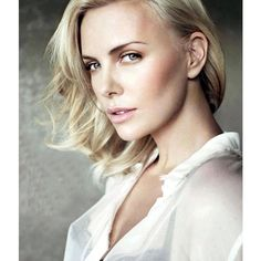 Charlize Theron for Easy Living July 2012