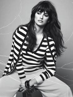 Penelope Cruz  In love with her Hair...Beautiful features  <3