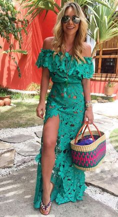Rejina Hot Dress At Iifa Awards Function Night Out In Dublin Dress Code Summer Outfits, Cute Outfits, Summer Dresses, Dress Outfits, Boho Fashion, Fashion Dresses, Womens Fashion, Street Fashion, Vetements Shoes