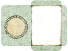 Lilac & Lavender: Vintage Christmas ~ gift card envelopes - add your own artwork to this one