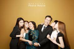 가족사진, 대가족사진, Family Portrait