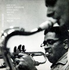 Dizzy Gillespie and Stan Getz, Norgran 18