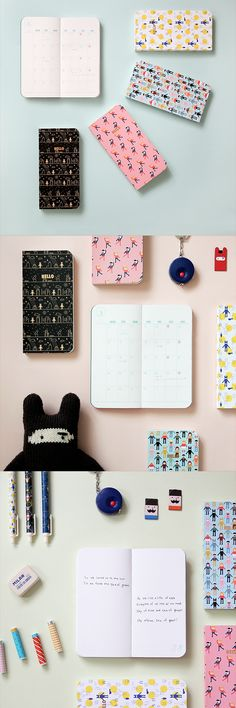 {black} | Hello! Let this cute ​friend​ be with you always to keep your ​life organized! ^_^b