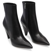 KAY LEATHER ANKLE BOOT