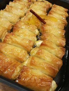 Greek Sweets, Greek Desserts, Greek Recipes, Eat Greek, Middle Eastern Desserts, Greek Cooking, Sweets Cake, Anna, Sweets Recipes