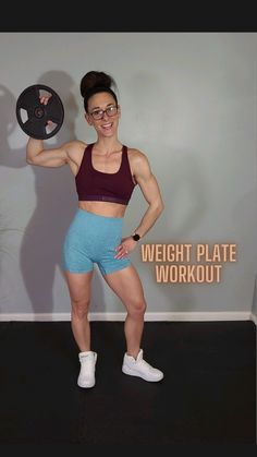 Full Body Workout Routine, Full Body Hiit Workout, Mommy Workout, Fitness Workout For Women, Love Fitness, Workout Challenge, Fitness Goals, Fitness Tips, Upper Body Workouts