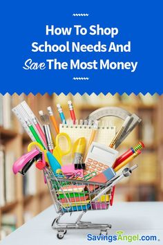 It's back to school time. Even if your kids have started back, chances are, you've not bought everything yet. Let me share how to shop school needs and save Save Money On Groceries, Ways To Save Money, Money Tips, Earn Money, How To Make Money, Money Saving Mom, Money Saving Challenge, Kids Stationery, Create A Budget