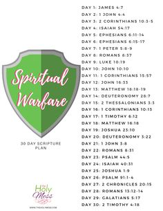 Get this free 30 day daily Bible reading plan to learn more about what the Bible says about spiritual warfare. Every day you are engaged in a spiritual battle between good and evil. Use this free 30 day Spiritual Warfare Bible Reading Plan to learn more. Daily Bible Reading Plan, Bible Study Plans, Bible Plan, Scripture Reading, Spiritual Warfare Bible, Spiritual Words, Spiritual Wisdom, Roman, Writing Plan