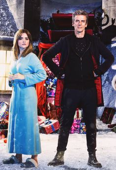 Who - Last Christmas Christmas Special) - Zone 6 Doctor Who Series 9, Clara Oswald, Long Stories, Last Christmas, Jenna Coleman, White People, David Tennant, The Magicians, Pretty