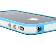 $1.80White and Blue Premium Bumper Case for Apple iPhone 4 - AT by Accessory Sonic, http://www.amazon.com/dp/B005AAREUO/ref=cm_sw_r_pi_dp_2wqMrb0HHXMB3
