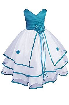 online shopping for AMJ Dresses Inc Big Girls' Communion Flower Girl Pageant Dress from top store. See new offer for AMJ Dresses Inc Big Girls' Communion Flower Girl Pageant Dress Girls Holiday Dresses, Girls Easter Dresses, Girls Pageant Dresses, Little Girl Dresses, Flower Girl Dresses, Flower Girls, African Dresses For Kids, African Fashion Dresses, Girl Dress Patterns