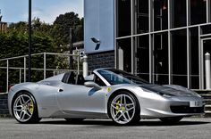 Kahn+Ferrari+458+Italia+Spider