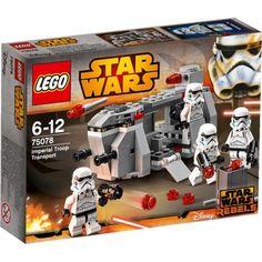 LEGO Star Wars Imperial Troop Transport - 75078