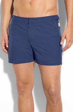 35e2f889bb Orlebar Brown 'Setter' Swim Trunks available at #Nordstrom Men Fashion, Swim  Trunks