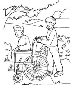 Jesus Can - Coloring Page Camping Coloring Pages, Free Bible Coloring Pages, Cute Coloring Pages, Disney Coloring Pages, Coloring Books, Free Coloring, Sermons For Kids, Childrens Sermons, Primary Lessons
