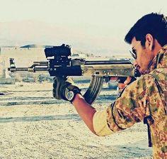 Pak army....