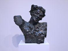 Le faune-Gerard Garouste-2013-galerie Templon.