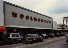 I'm getting a dolly at Woolworth's today!