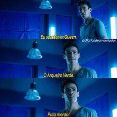 Flash Barry Allen, The Flash Season, Snowbarry, Supergirl And Flash, Dc Memes, Grant Gustin, Marvel X, Best Series, Series Movies