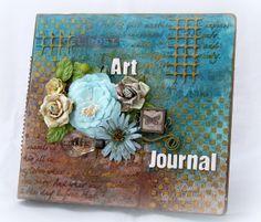 Art journal by @Sandie Wilson Wilson Dunne