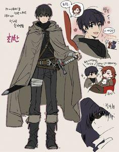 Pretty Art, Cute Art, Fantasy Characters, Anime Characters, Poses, Manga English, Ecchi, Boy Art, Light Novel