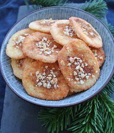 Farmors jødekager og 5 tip til småkagebagning Christmas Snacks, Christmas Cookies, Danish Food, Holiday Cakes, Pastry Cake, Cupcake Cookies, Pretzel Bites, I Love Food, Baby Food Recipes
