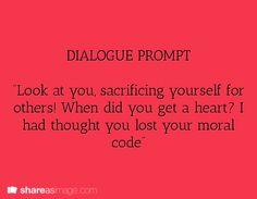 dialogic essay topics