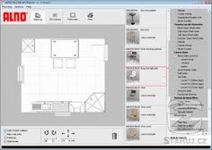 Náhled programu ALNO AG Kitchen Planner
