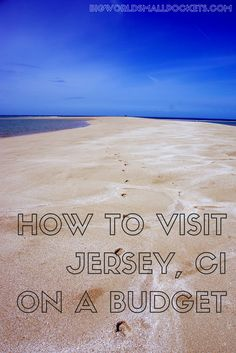 How to Visit Jersey in the Channel Islands on a Budget {Big World Small Pockets}