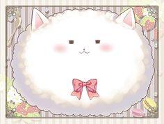 Riichu, Gochuumon wa Usagi Desu ka, Tippy (Gochuumon wa Usagi Desu ka?), Striped Background, Strawberry, Silverware