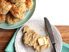 Big Mama's Biscuits Turned Up- Herb Cheese Biscuits - Winona, Mississippi : grandbaby-cakes