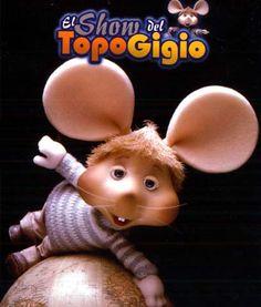 El Show Del Topo Gigio!!!