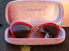 Shopping confessions: Miu Miu sunglasses