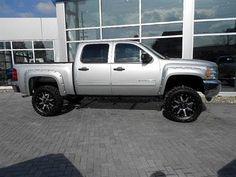 Conversions For Sale Listings 2012 Chevy Silverado Rocky Ridge
