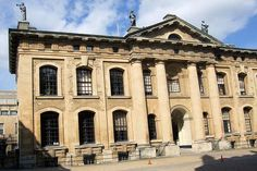 Bodleian Library, Oxford. 200 years of Pride and Prejudice.  #JaneAusten locations around #England