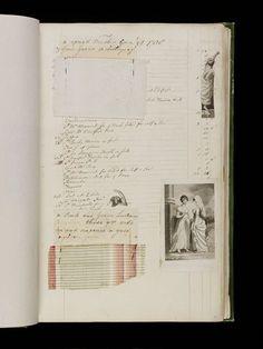 Barbara Johnson's Fabric Sample Book  1746-1823