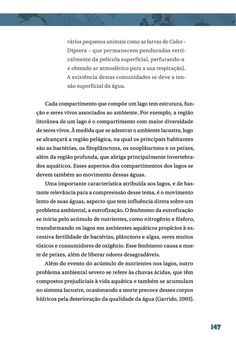 Página 147  Pressione a tecla A para ler o texto da página