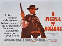 Sergio Leone's A FISTFUL OF DOLLARS