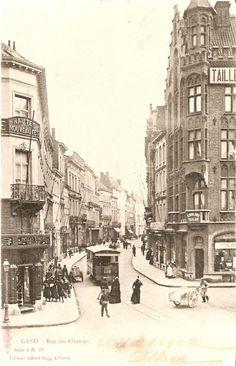 gent - 1895 veldstraat