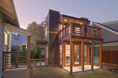 Western Red Cedar Siding Photo Gallery - Real Cedar