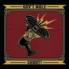 Gov't Mule - Shout! on 2LP