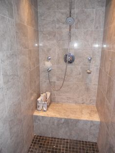1000 images about bathroom on pinterest best bathrooms for Sit down shower tub